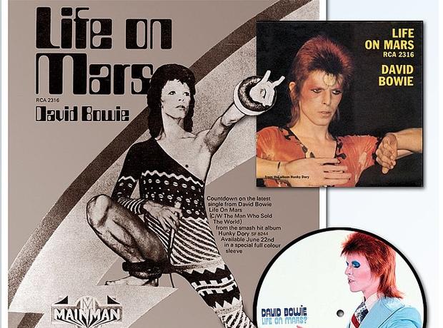 David Bowie Life on Mars