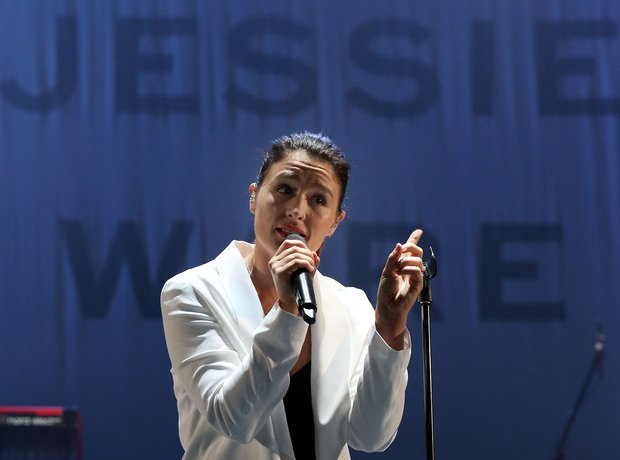 Jessie Ware at T in the Park 2015