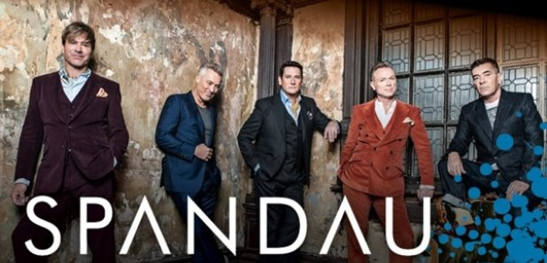 Win meet greet spandau ballet at newcastle races smooth north east meet and greet the band before the show m4hsunfo