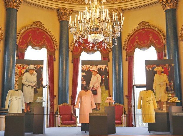 Buckingham Palace Exhibition