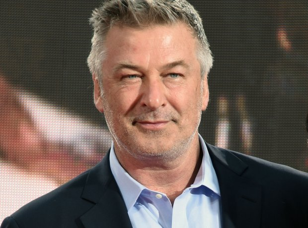Alec Baldwin on red carpet