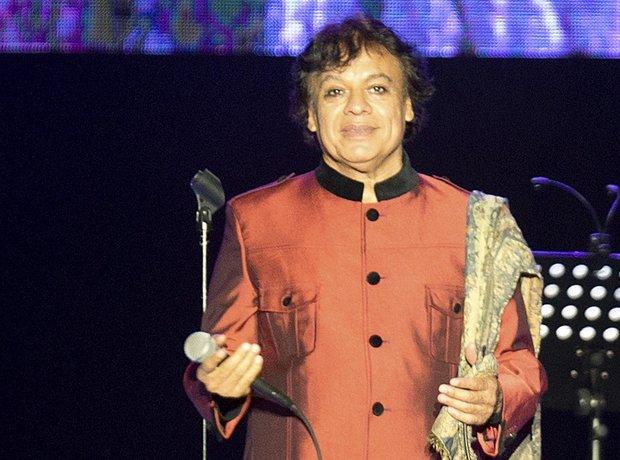Juan Gabriel in concert