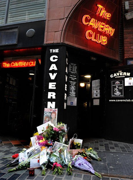 Cilla Black Cavern Club Memorial