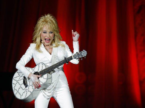 Dolly Parton 2015 Concert