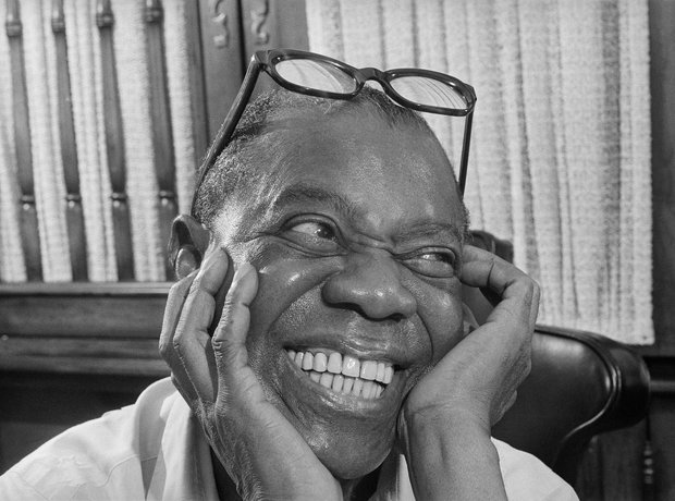 louis armstrong later life