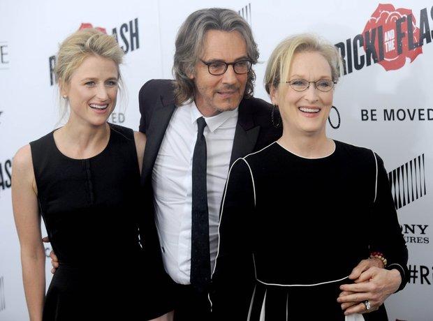 Marnie Gummer, Rick Springfield, Meryl Streep,