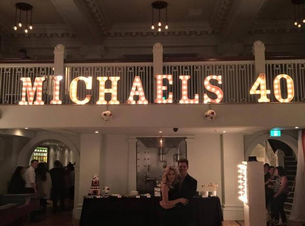 Michael Buble Birthday 2015