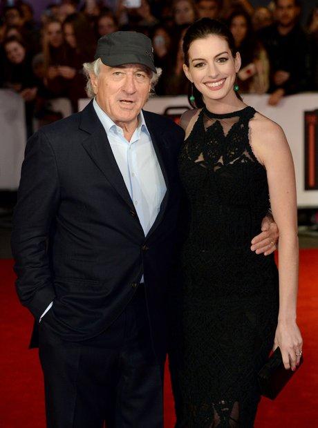 Robert de niro Anne Hathaway The Intern
