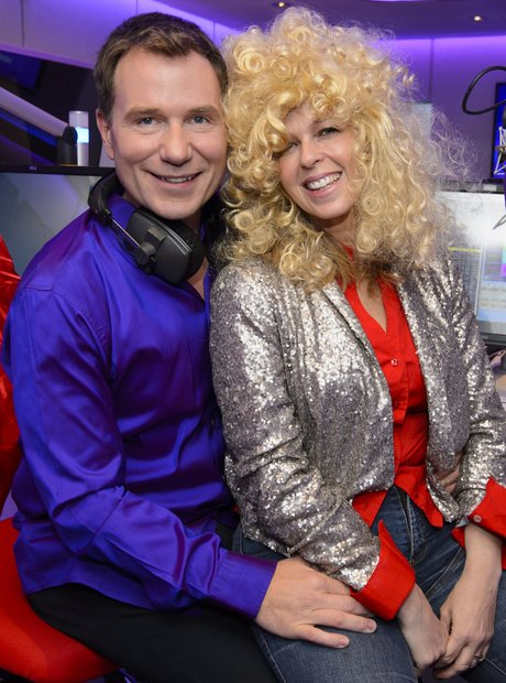 Kate Garraway and Richard Arnold Global's Make Som