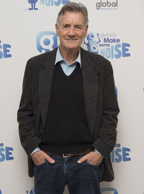 Michael Palin Global Make Some Noise 2015