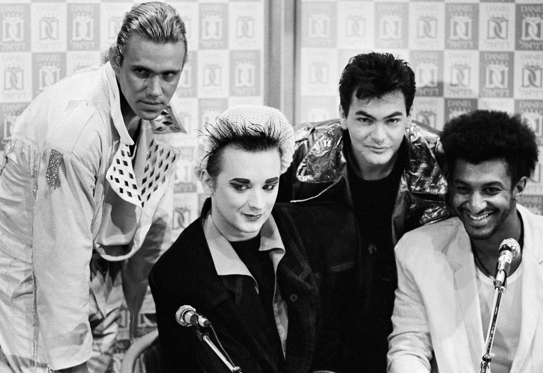 culture club 1985