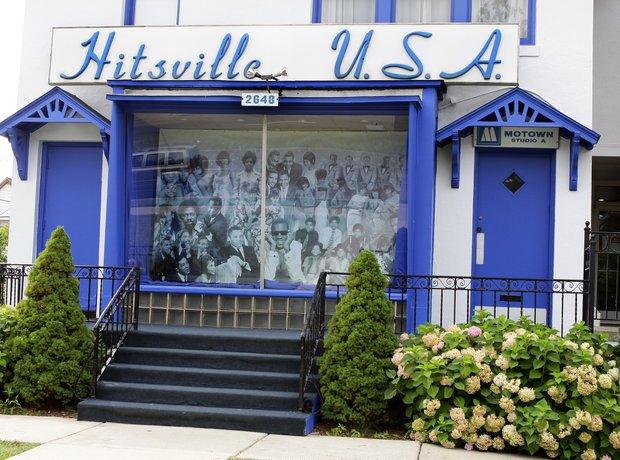 Hitsville USA Motown Studio