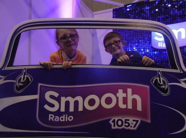 Smooth Radio at The Classic Motor Show