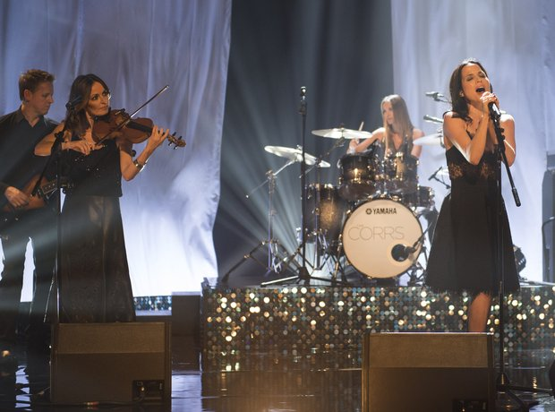 the corrs graham norton show