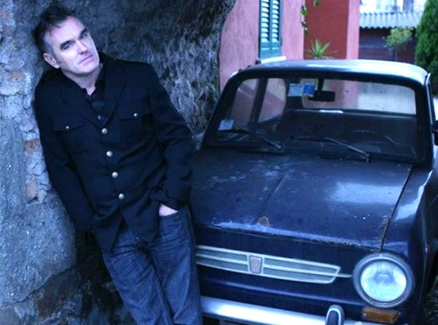 Rock Star Cars Morrissey