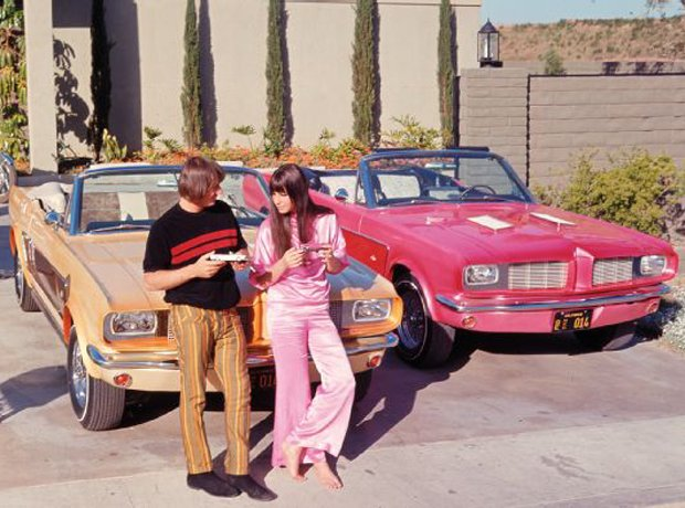 Rock Star Cars Sonny and Cher