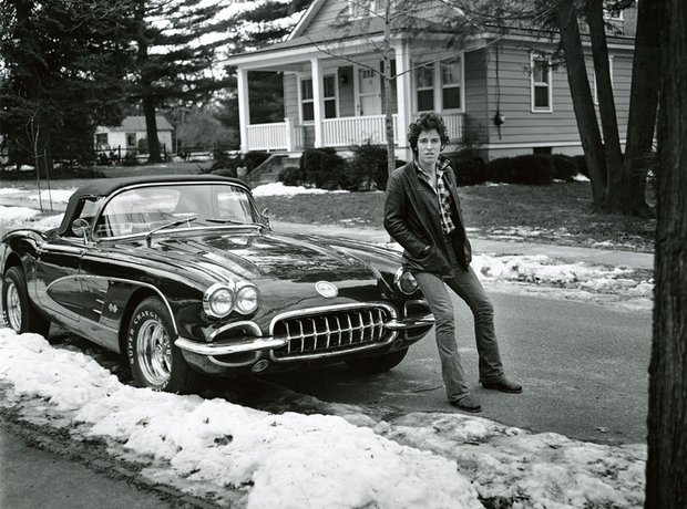 Rock Star Cars Springsteen