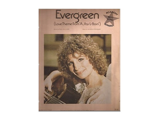 Barbra Streisand - Evergreen
