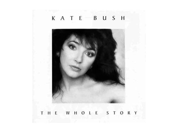 Kate Bush - The Whole Story - It's Now 30 Years Since These Iconic