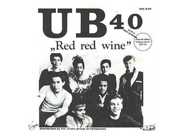 Red, Red, Wine - UB40