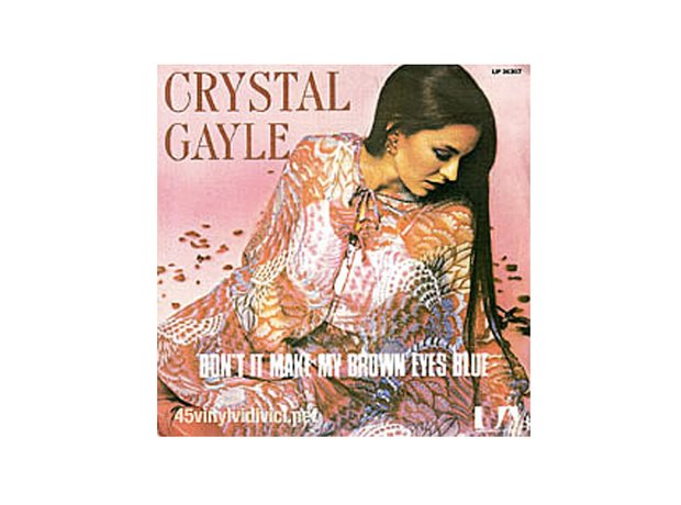 Don't It Make My Brown Eyes Blue - Crystal Gayle