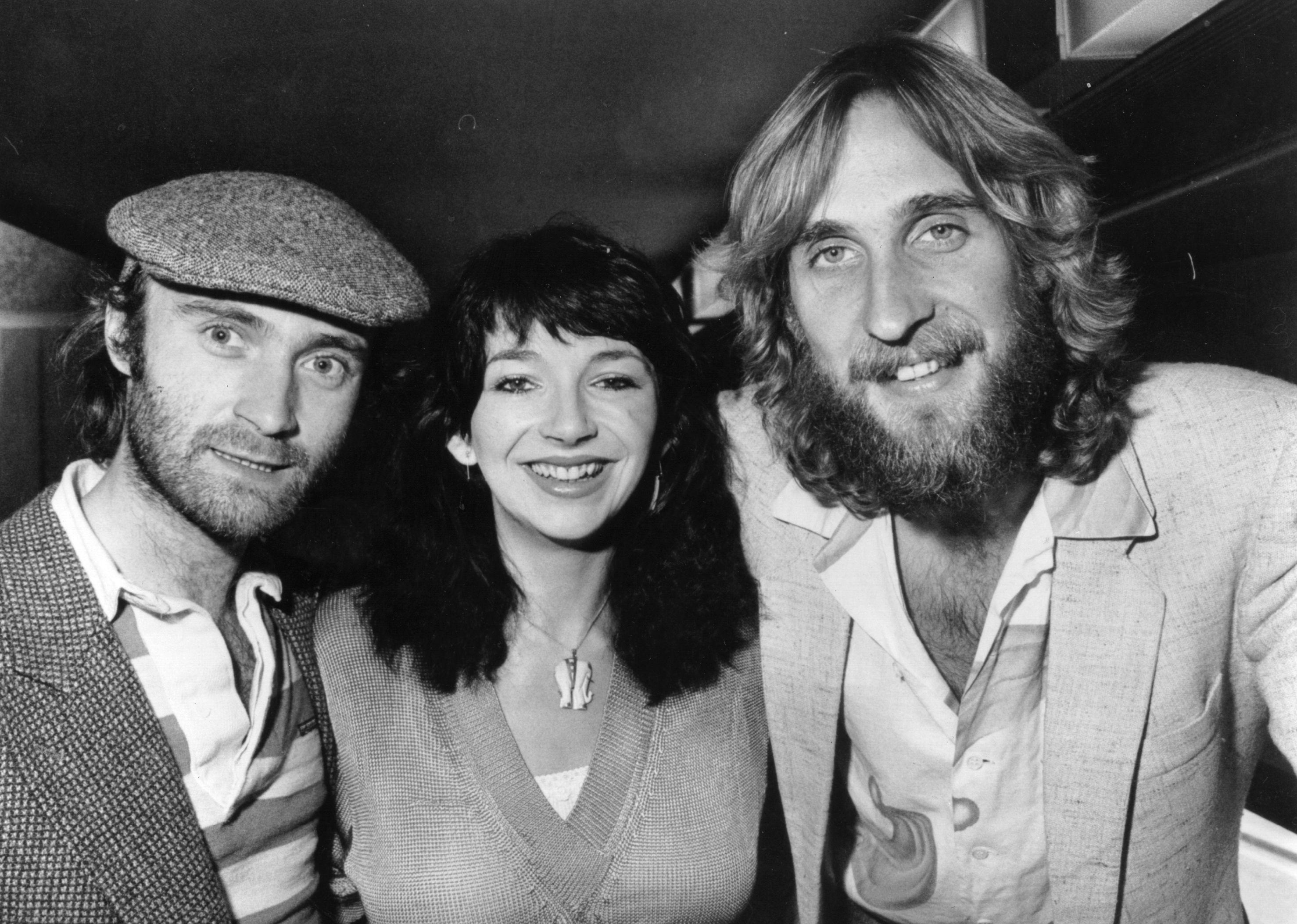 phil collins kate bush