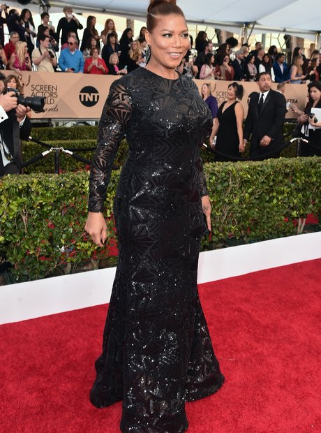 Queen Latifah , 10 Stunning Dresses From The Screen Actors