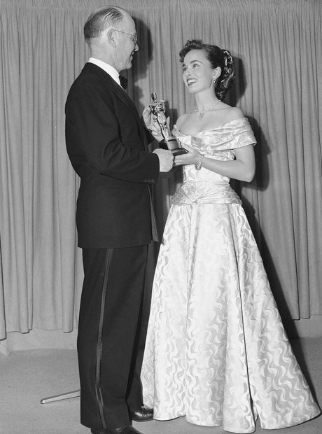 The Most Iconic Oscars Dresses Thomas T. Moulton