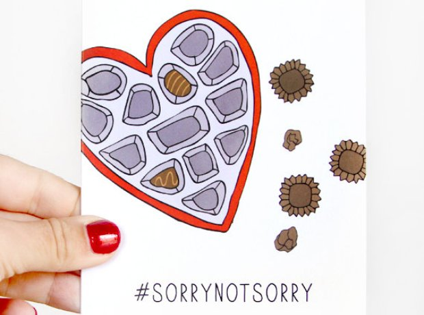 Let S Be Honest 10 Realistic Valentine S Day Cards Smooth