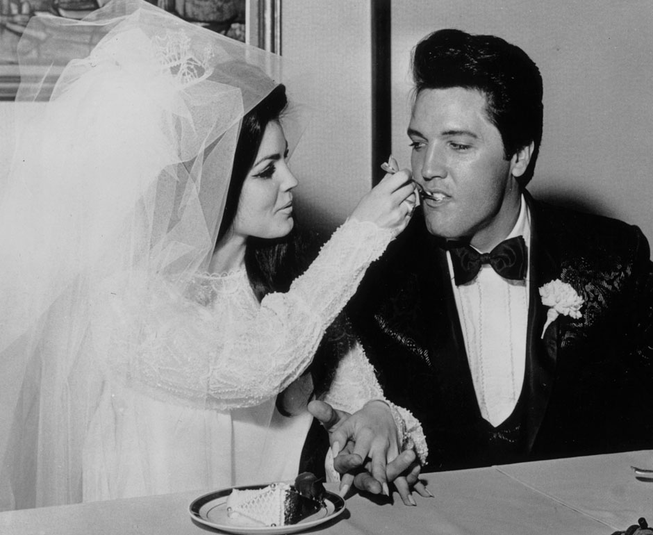 Coupes Gallery Priscilla and Elvis presley