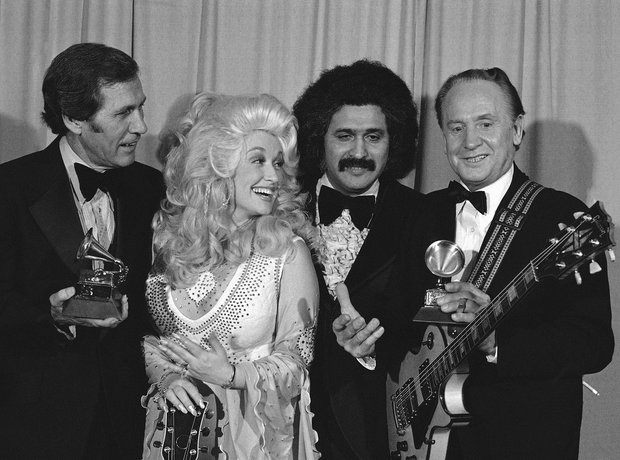 Grammy Awards History Dolly Parton
