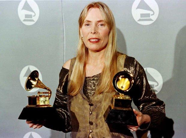 Grammys Awards Joni Mitchell
