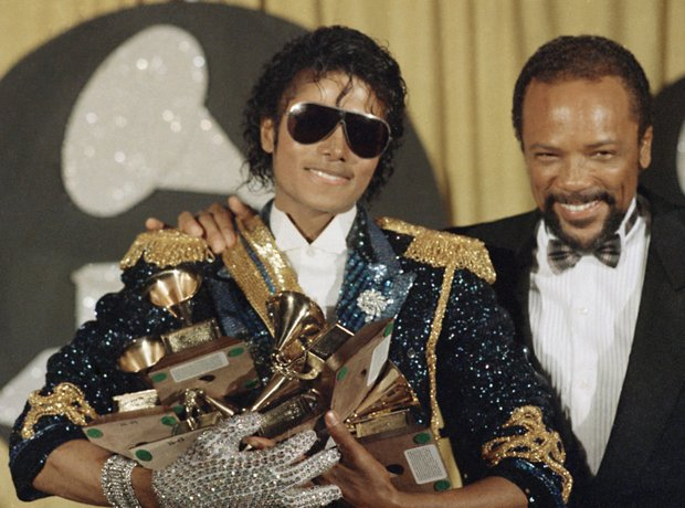 Grammys Awards History Michael Jackson