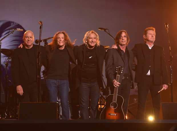 Bernie Leadon, Timothy B. Schmit, Joe Walsh, Jacks