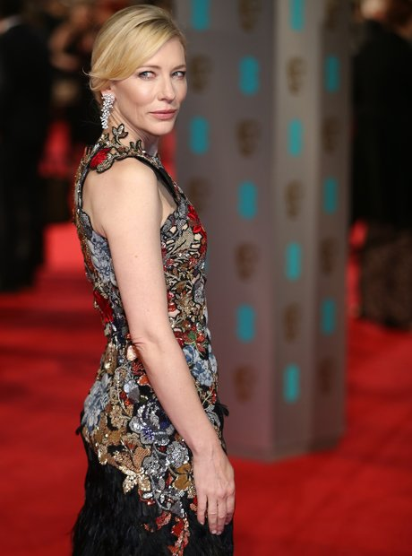 Cate Blanchett BAFTAS 2016