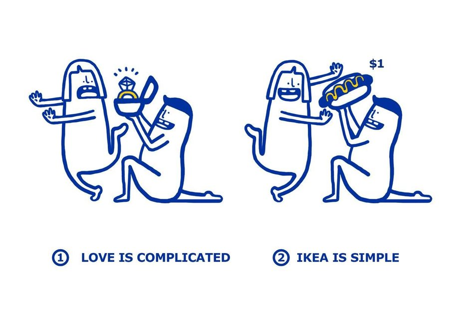 IKEA Creates DIY Guide To Fixing Relationship Prob