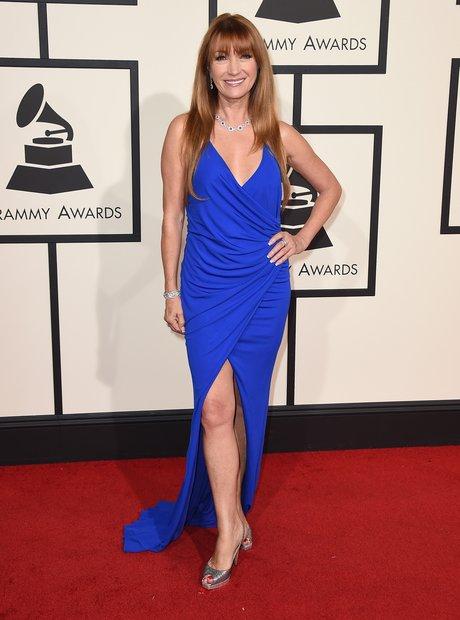Jane Seymour at the Grammy Awards 2016