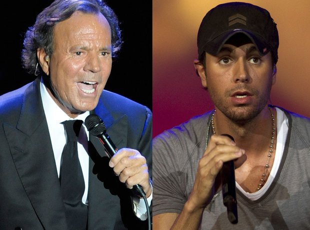 Julio And Enrique Iglesias