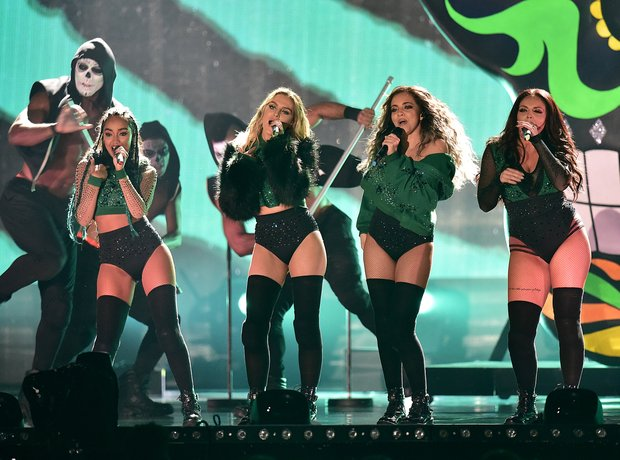 Little Mix The Brits 2016 Live Performance