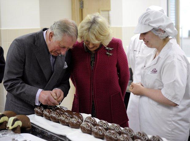 The Prince Of Wales & Duchess Of Cornwall Visit Yo