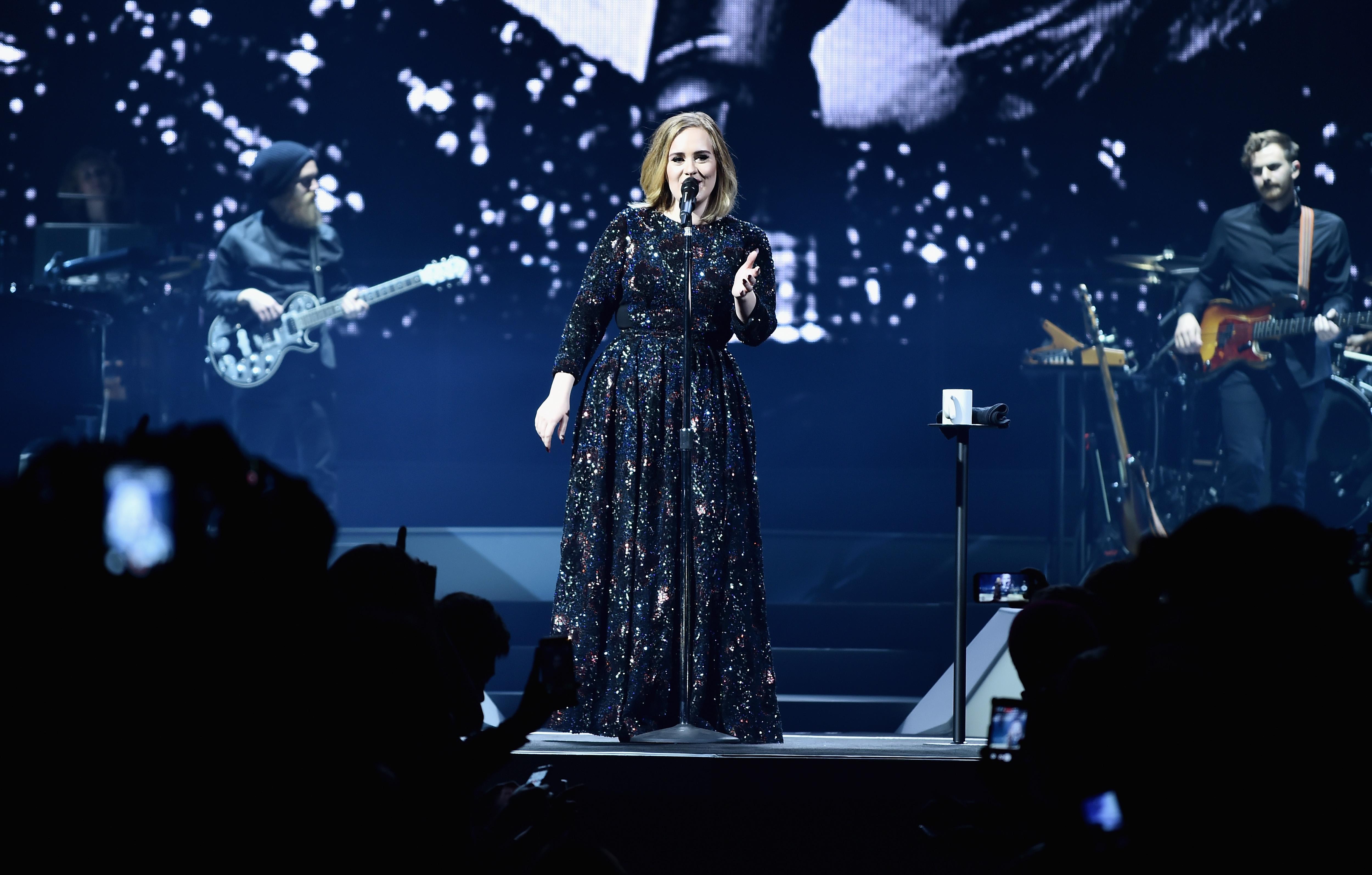 Adele SSE Arena Belfast