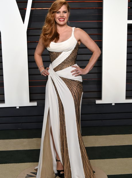 Amy Adams Vanity Fair Oscars aftershow party