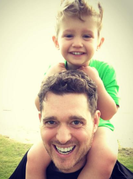 Picture: Instagram @michaelbuble