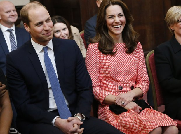 Royal Family March 2016
