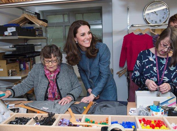 catherine duchess charity shop