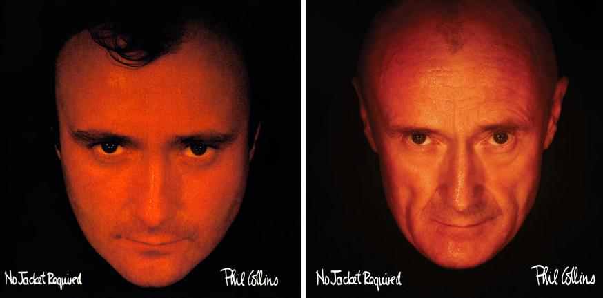 Phil Collins Reissues Albums