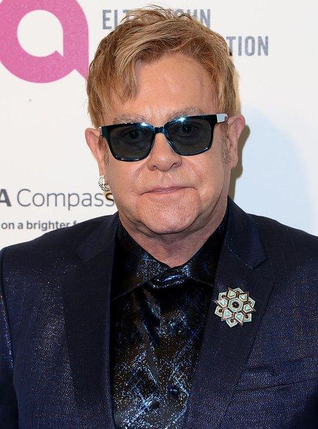 Elton John 2016
