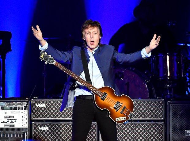 Paul McCartney 2016