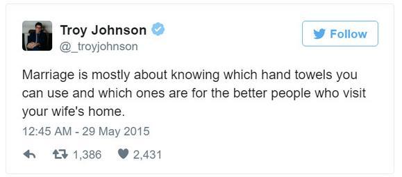 10 Hilarious Husband Tweets