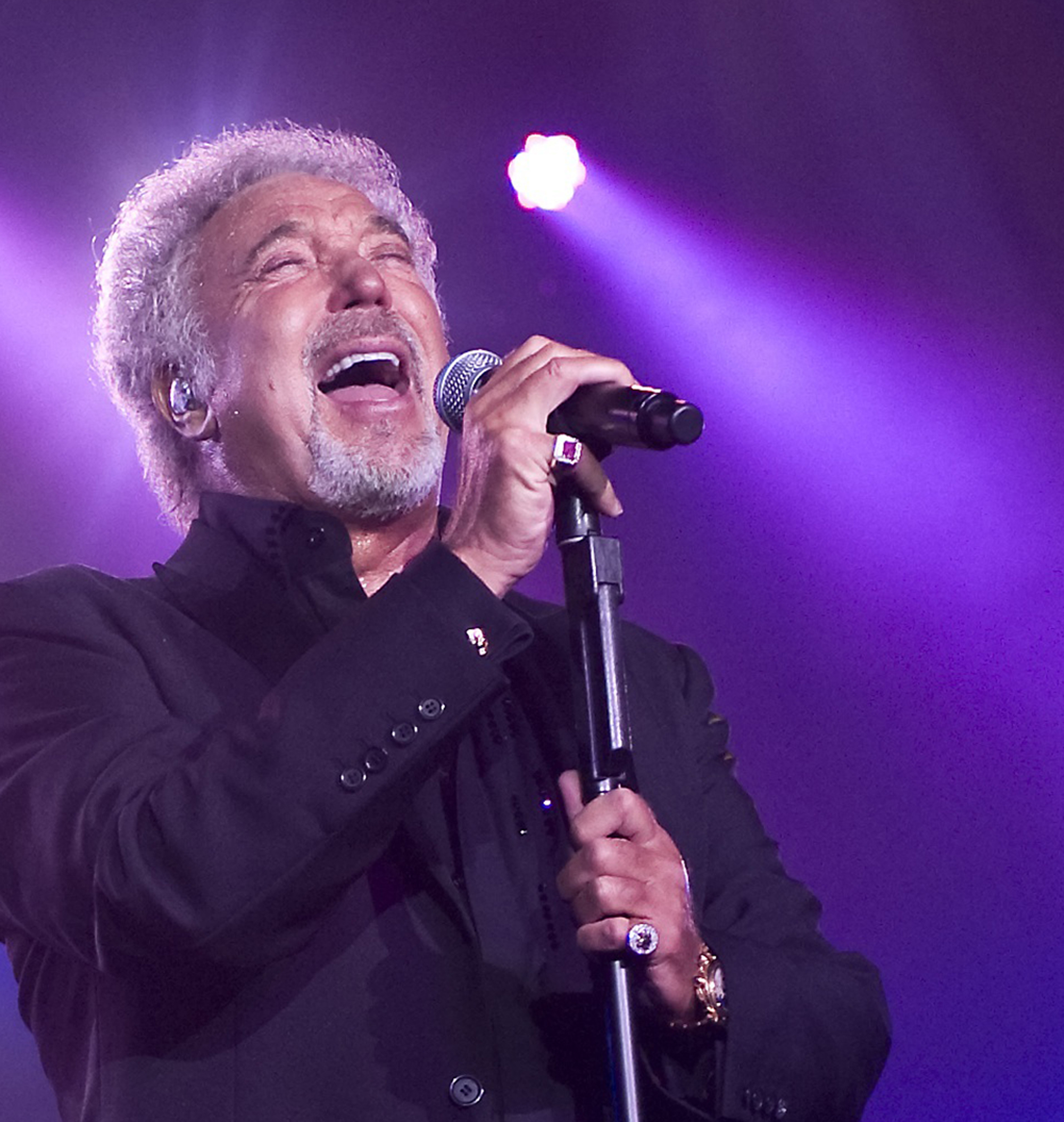 Tom Jones - 2016 Tour